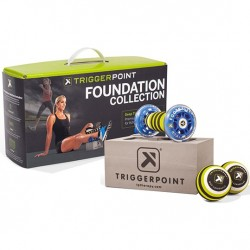 Trigger Point Foundation Kit Myofascialen Selbstmassage REHA THERAPIE