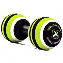 Trigger Point MB2 Massageball fitnessball gymnastikball therapieball Roller für Rücken und Nacken