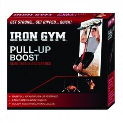 Iron Gym Pull Up Boost für Klimmzugstange Reckstange Türstange