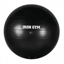 Iron Gym Exercise Ball 65cm Gymnastikball Fitnessball Sitzball + Pumpe