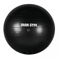 Iron Gym Exercise Ball 65cm Gymnastikball Fitnessball Sitzball + Pumpe
